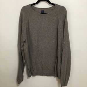 GAP pullover crewneck wool blend sweater B5